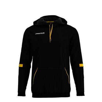 Jartazi Roma Mens Hooded Sweater - Black