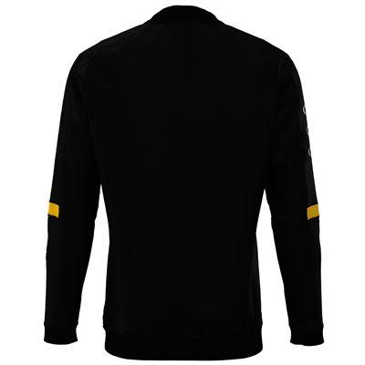 Jartazi Roma Mens Poly Tricot Training Jacket - Back