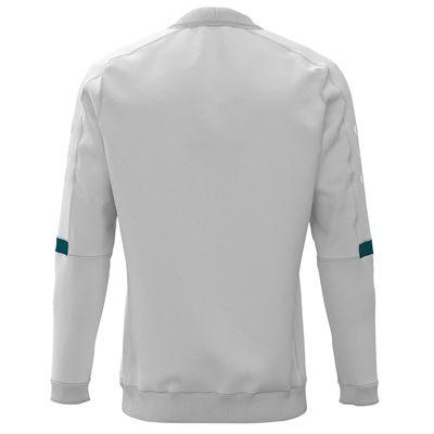 Jartazi Roma Mens Zip Top Sweater - Back
