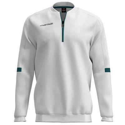 Jartazi Roma Mens Zip Top Sweater