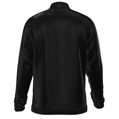 Jartazi Torino Mens Full-Zip Poly Training Jacket - Back