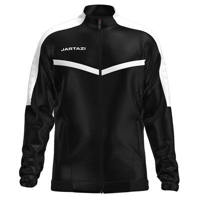 Jartazi Torino Mens Full-Zip Poly Training Jacket