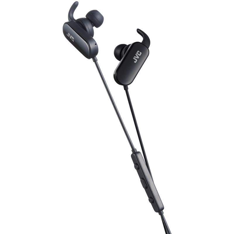 JVC Wireless InEar Bluetooth Sport Headphones  Black