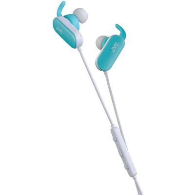 JVC Wireless In-Ear Bluetooth Sport Headphones-Blue
