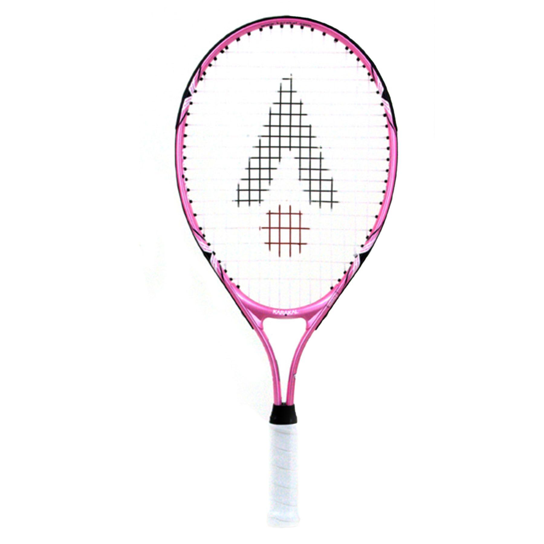 Karakal Zone 23 Pink Junior Tennis Racket - Sweatband.com