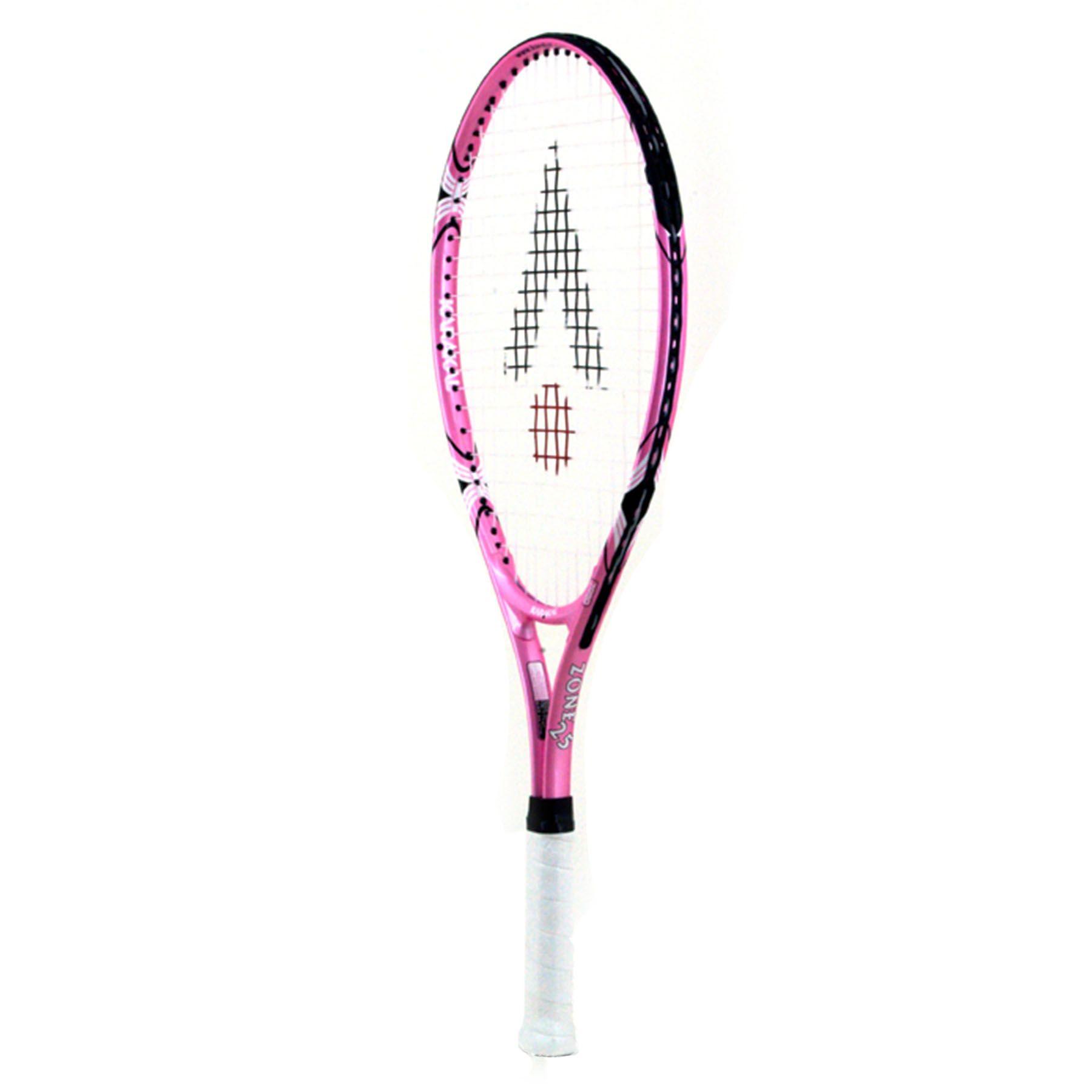 Karakal Zone 25 Pink Junior Tennis Racket - Sweatband.com