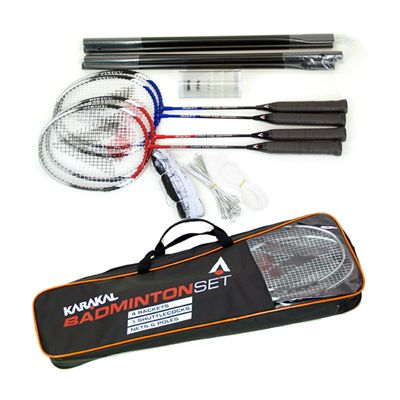 Karakal Badminton Set Image