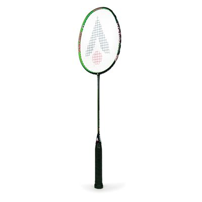 Karakal Black Zone 20 Badminton Racket - Angled