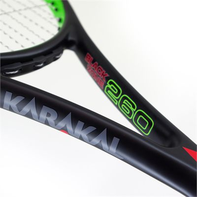 Karakal Black Zone 260 Tennis Racket - Zoom2