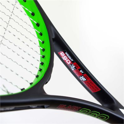 Karakal Black Zone 260 Tennis Racket - Zoom3
