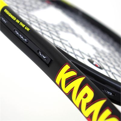 Karakal Black Zone 260 Tennis Racket SS21 - Zoom2