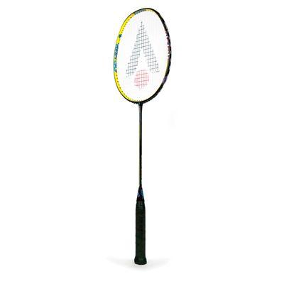 Karakal Black Zone 30 Badminton Racket - Angled