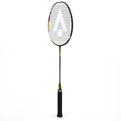 Karakal Black Zone Pro FF Badminton Racket - Angled