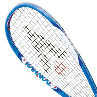 Karakal BX 130 Gel Squash Racket-Head View