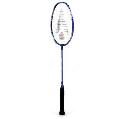 Karakal CBX 3 Badminton Racket blue angle