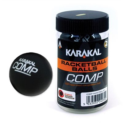Karakal Competition Racketball Balls