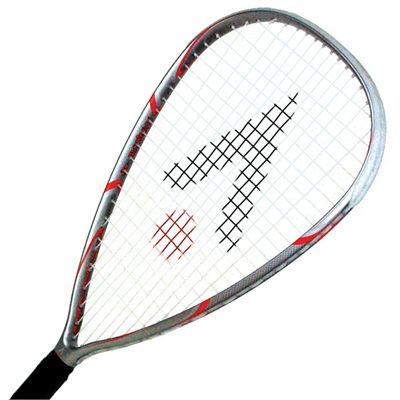 Karakal CRX Hybrid Racketball Racket New Model - Angle View