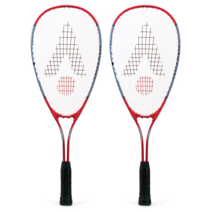 Karakal CSX Junior Squash Racket Double Pack