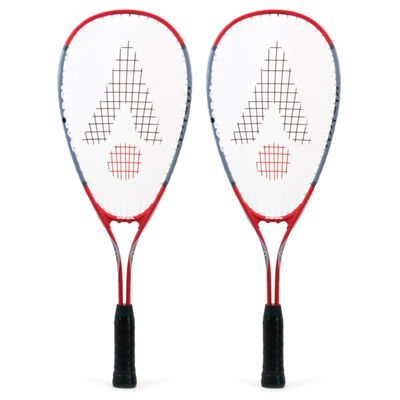 Karakal CSX Junior Squash Racket Double Pack AW15