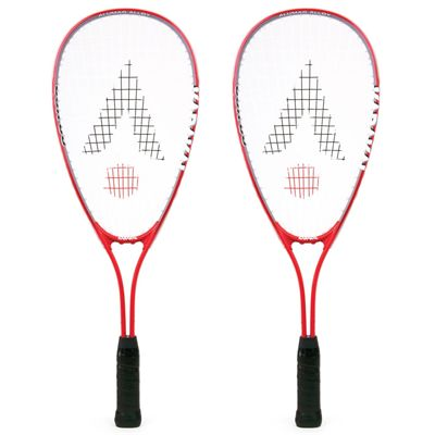 Karakal CSX Junior Squash Racket Double Pack SS17