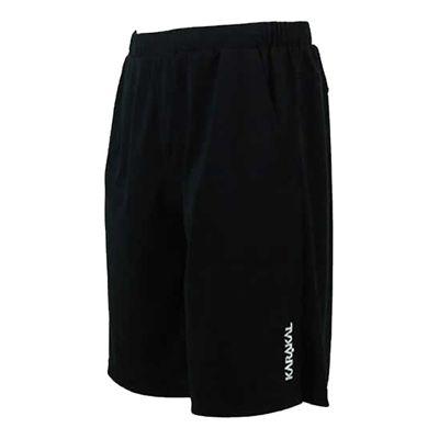 Karakal Dijon Shorts-Black-Left-Side