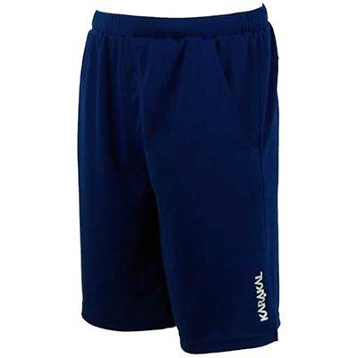 Karakal Dijon Shorts-Navy-Left-Side