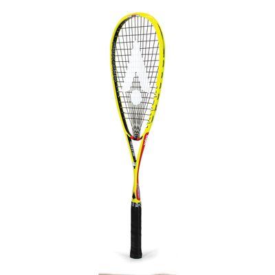 Karakal F-Pro 130 Elite Squash Racket - Angled