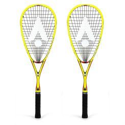Karakal F-Pro 130 Elite Squash Racket Double Pack