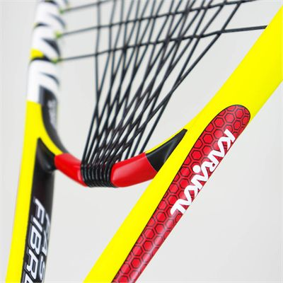 Karakal F-Pro 130 Elite Squash Racket - Zoomed2