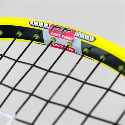 Karakal F-Pro 130 Elite Squash Racket - Zoomed3