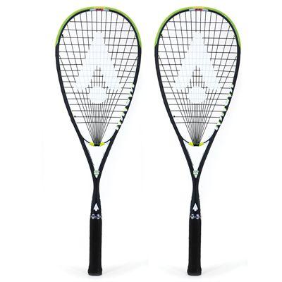 Karakal F 125 FF Squash Racket Double Pack AW18