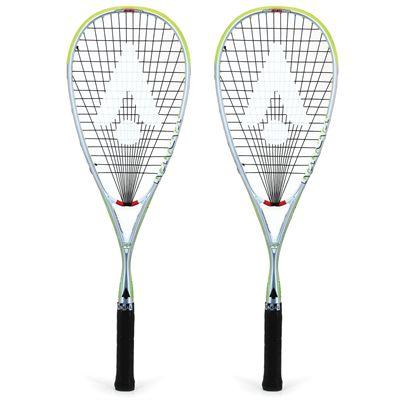 Karakal F 135 FF Squash Racket Double Pack AW18