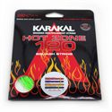 Karakal Hot Zone 120 Squash String Set - Green