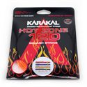 Karakal Hot Zone 120 Squash String Set - Orange