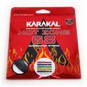 Karakal Hot Zone 68 Badminton String Set - Black