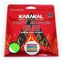 Karakal Hot Zone 68 Badminton String Set - Green