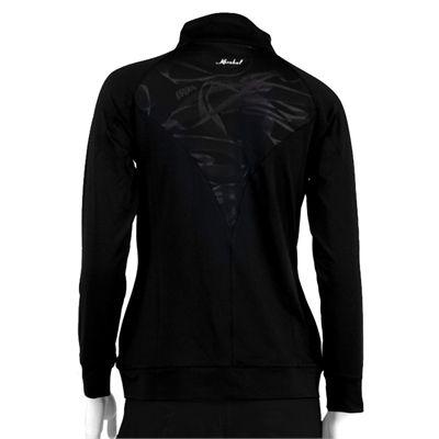 Karakal Kross Kourt Jacket-Black-Back