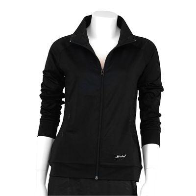 Karakal Kross Kourt Jacket-Black-Front