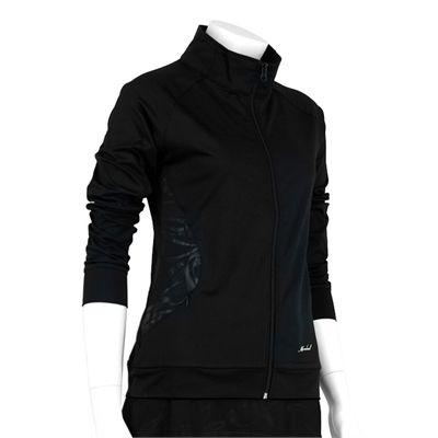 Karakal Kross Kourt Jacket-Black-Side