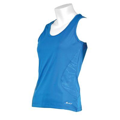 Karakal Kross Kourt Tank Shirt-Blue-Front