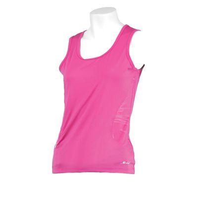 Karakal Kross Kourt Tank Shirt-Pink-Front