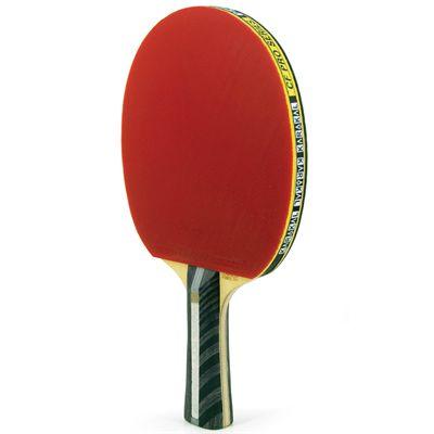 Karakal KTT 1000 Carbon Fibre Table Tennis Bat - Angle