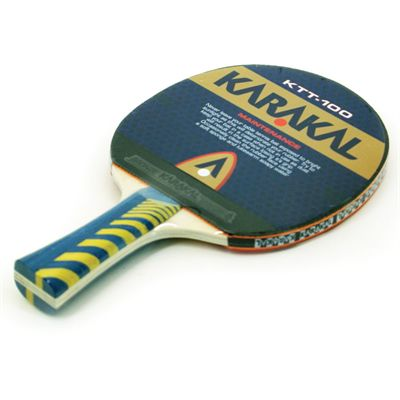 Karakal KTT 100 Table Tennis Bat Top View