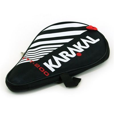 Karakal KTT 200 Table Tennis Bat Cover Back