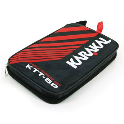 Karakal KTT 50 Table Tennis Set Cover Back