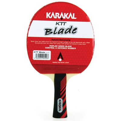 Karakal KTT Blade Table Tennis Bat - Front