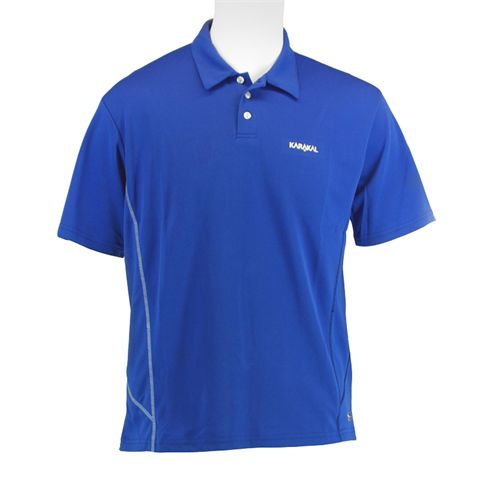 Karakal Leon Button Polo Shirt