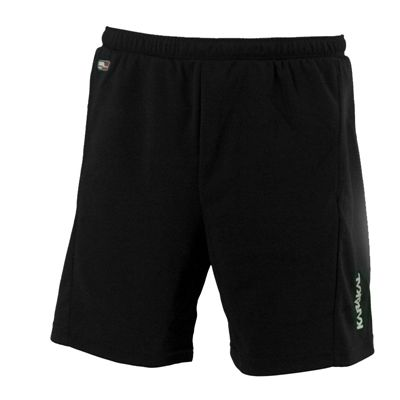 Karakal Leon Shorts-Black-Front