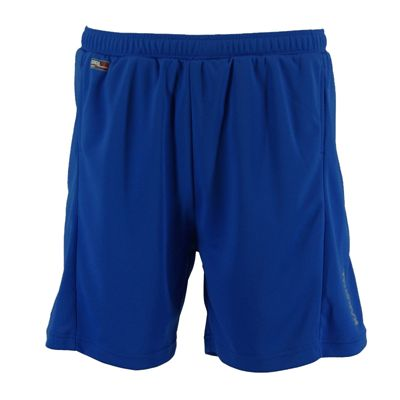 Karakal Leon Shorts-Blue-Front