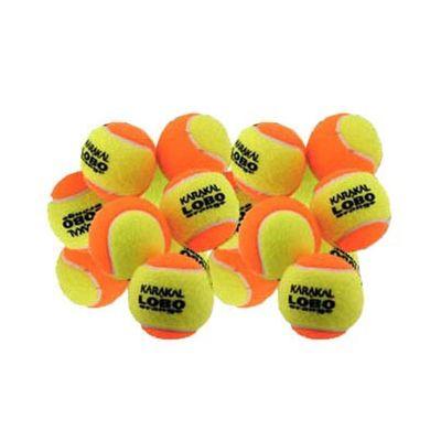 Karakal Lobo Orange Mini Balls